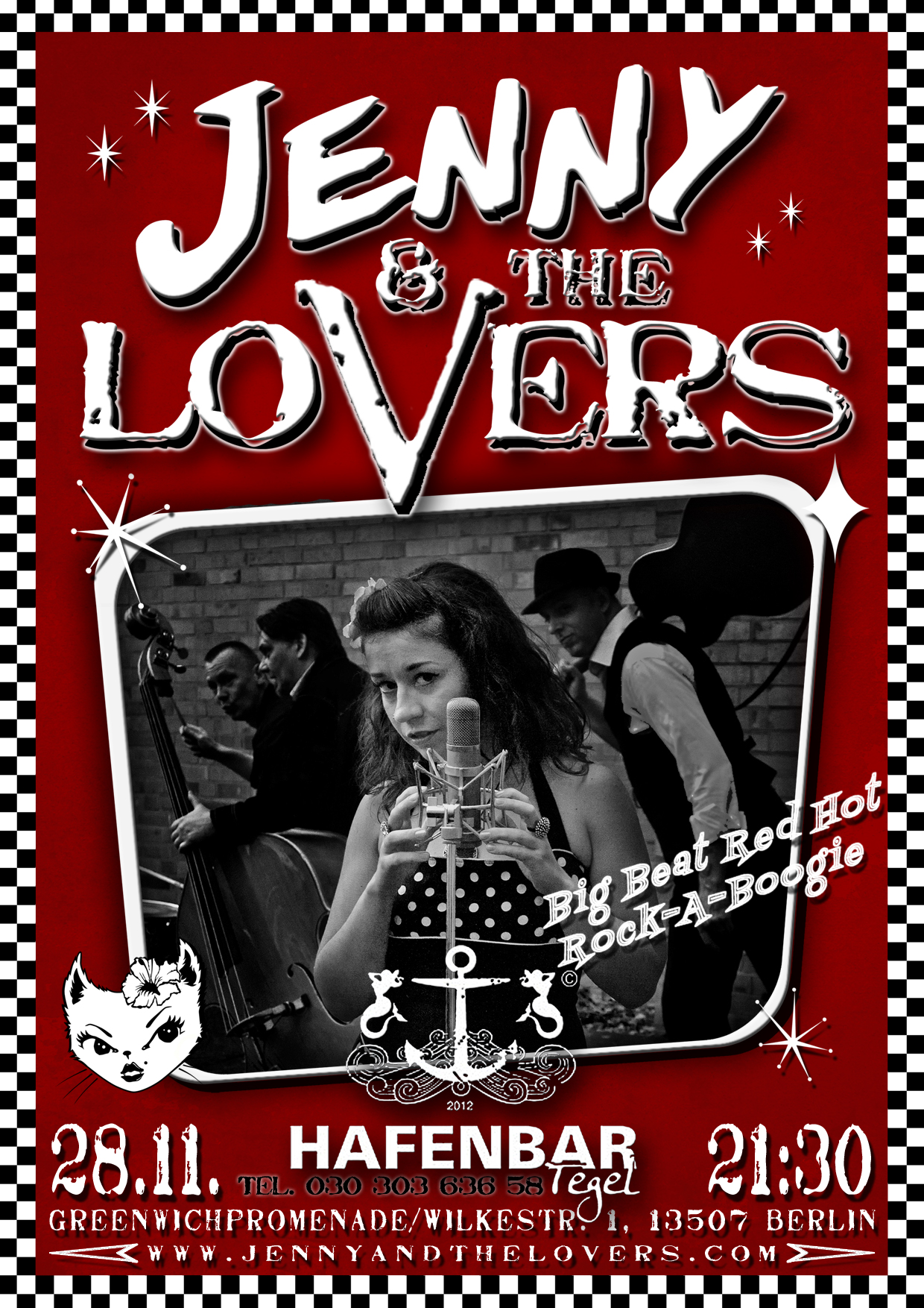 jenny and the lovers