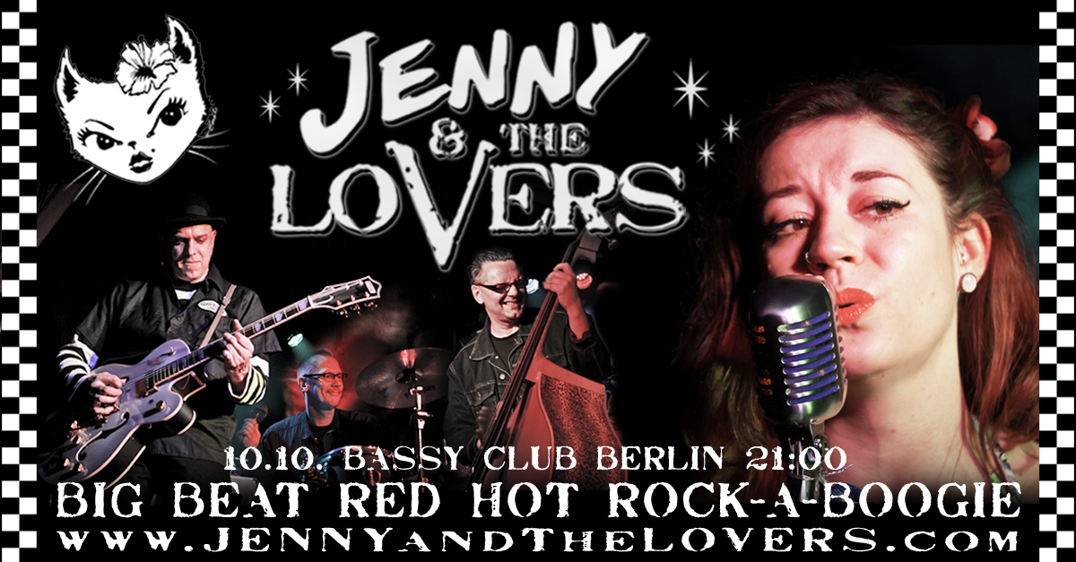 Jenny and The Lovers Bassy Club